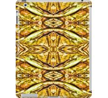 Yellow Water Blocker Duvet iPad Case/Skin