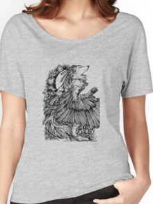 The Winged Fox Women's Relaxed Fit T-Shirt
