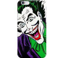 Joker! iPhone Case/Skin