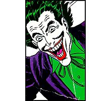 Joker! Photographic Print
