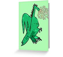 Legendary Dragon Greeting Card