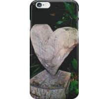 Wooden Heart iPhone Case/Skin