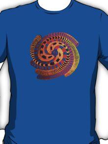 Spiraling Vision Within T-Shirt
