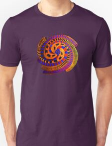 Spiraling Vision Within T-Shirt