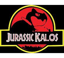 Jurassic Kalos Photographic Print
