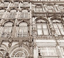 Facades - line art by PhotosByHealy