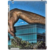 Embracing a Boring Building iPad Case/Skin