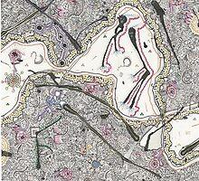 Legs akimbo (detail) by Pete Tulloch