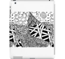 We Sailed the Seas Together iPad Case/Skin