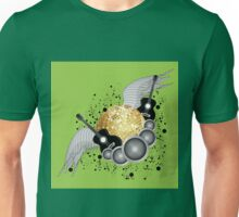 Abstract party design Unisex T-Shirt
