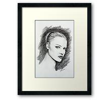 sketch 2 Framed Print