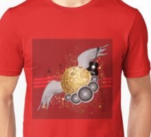 Abstract party design 3 Unisex T-Shirt