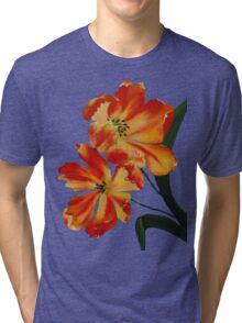 Tulips Tri-blend T-Shirt