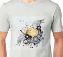 Abstract party design 5 Unisex T-Shirt