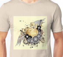 Abstract party design 6 Unisex T-Shirt