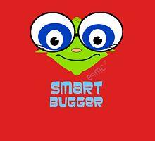 Smart Bugger Mens V-Neck T-Shirt