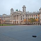 Budapest Parliament  Hungary by Keith Larby