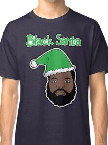Black Santa Classic T-Shirt