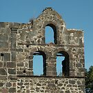 Church Ruins --- San Blas by Koala