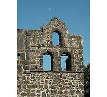 Church Ruins --- San Blas Photographic Print