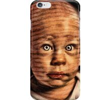 The Earth Worm Baby iPhone Case/Skin
