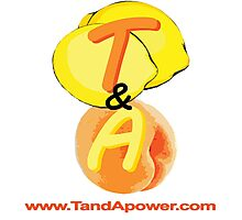 TandA Power THE site that celebrates the power of Tits and Arse Photographic Print
