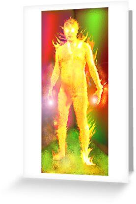 I Am Fire by Dragoncat