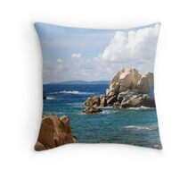 Campo Moro -  Valinco Gulf Throw Pillow