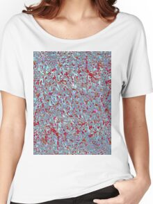 Informel Art Abstract Women's Relaxed Fit T-Shirt