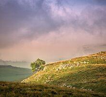 Malham Mists by Philip Hunter
