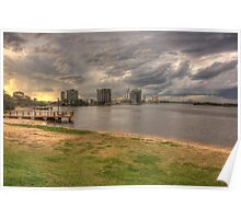 Between Storms-HDR-9463 Poster