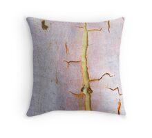 Kaleidobark Throw Pillow