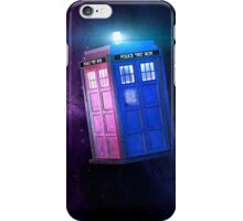 T.A.R.D.I.S. Galaxy iPhone Case/Skin
