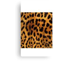 LeopardInside Canvas Print