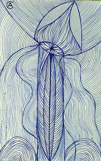 Phallus by Alice Cohen