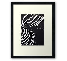 Significance with Nothing Framed Print