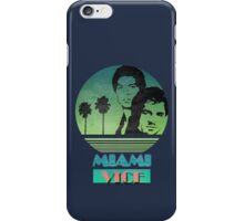 Miami Vice iPhone Case/Skin