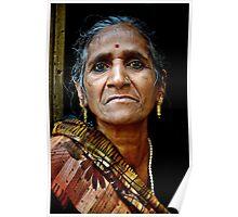 A Woman in Varanasi Poster