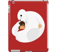 Big Hero 6 - Baymax Hugs Hiro iPad Case/Skin