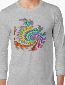 Down the drain Long Sleeve T-Shirt