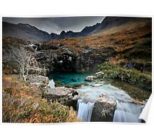 The Fairy Pools : Isle of Skye  Poster