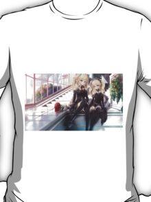 Boku wa Tomodachi ga Sukunai - Kashiwazaki Sena, Black T-Shirt