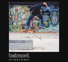 Flip (dark) by Belmont Streetwear