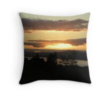 Sunset in Kenmare  Throw Pillow