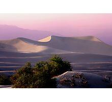 Sunset Dune Photographic Print