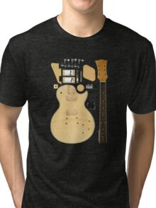 DIY Guitar Hero Tri-blend T-Shirt