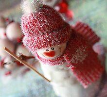 mr snowman by malina