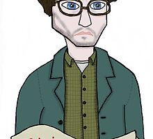 """This is My Design"" - Will Graham; Hannibal by hypermobilegeek"