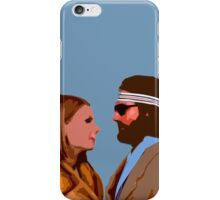 The Royal Tenenbaum - Margot and Richie  iPhone Case/Skin