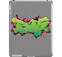 PAK graffiti  iPad Case/Skin